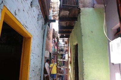 Añaretã'i: el barrio que se mueve con fe