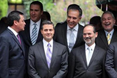 Peña Nieto y los gobernadores acuerdan una estrategia contra Trump