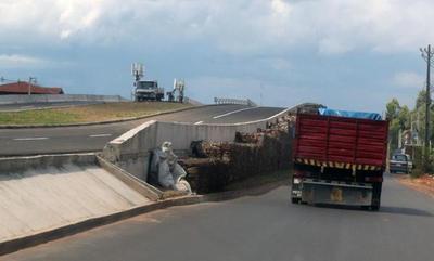 Habilitan hoy dos viaductos en Limpio