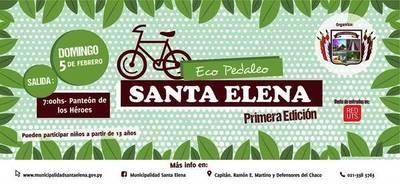 Invitan a conocer la ciudad de Santa Elena en bicicleta