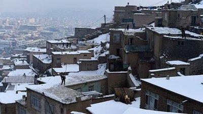Suman 44 muertos por temporal de nieve en Afganistán