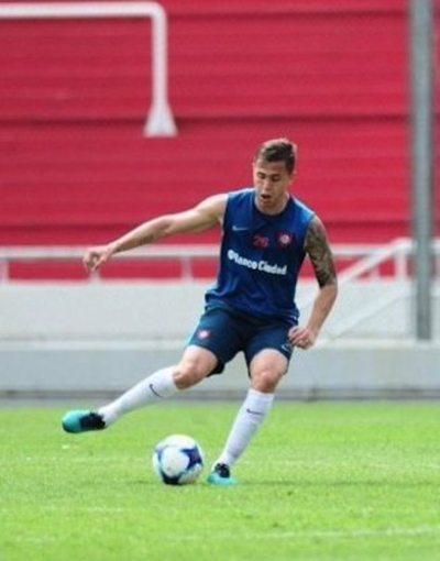 Piris Da Motta ya jugó con San Lorenzo