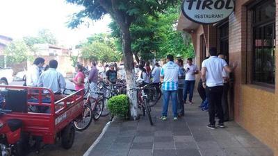 """Villarrica: muchos fueron """"En Bici al Trabajo"""""""