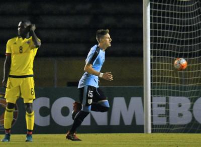 Uruguay se gana el Boleto  al Mundial de Corea