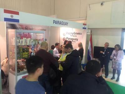Unas 6 empresas paraguayas en Feria de Alimentos de Moscú