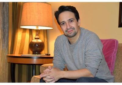 Lin-Manuel Miranda se siente pleno ya con su nominación al Óscar por Moana