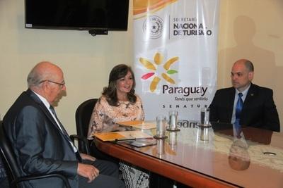 Senatur a través de convenio busca impulsar el desarrollo turístico del país