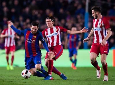 Barcelona iguala ante Atlético Madrid y es finalista