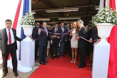 La mayor industria de juguetes de la región inauguró su fábrica