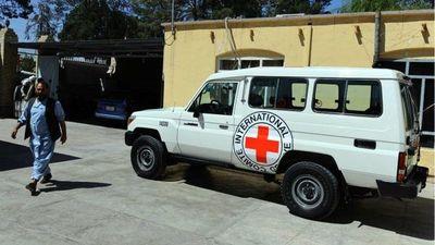 Afganistán: Matan a 6 miembros de la Cruz Roja