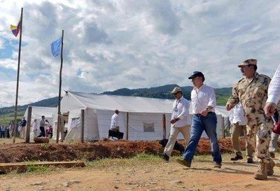 FARC dicen que cumplen lo pactado y reclaman reciprocidad