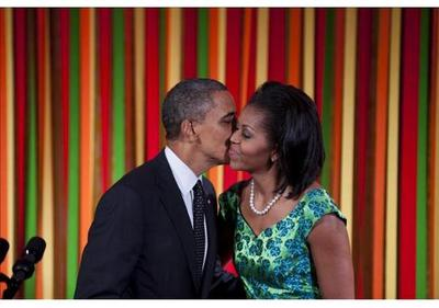 Los Obama planean un San Valentín sencillo