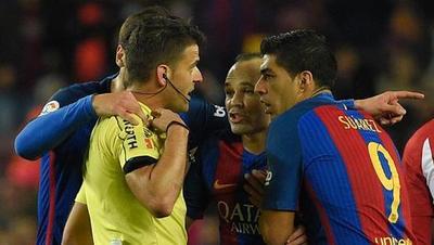 El Barça, líder en quejas en 2017