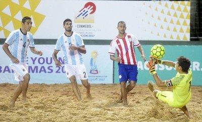 Paraguay-Ecuador, en semifinales