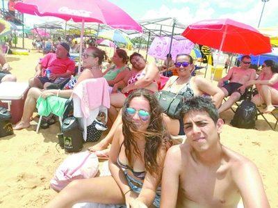 Sufrió paro respiratorio en la playa y FALLECIÓ