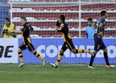 The Strongest goleó al Wanderers y se clasificó en la Libertadores