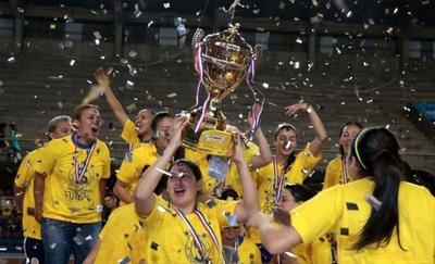 Paraguay será sede de la Copa Libertadores Femenina de Futsal