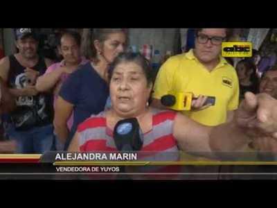 Permisionarios del Mercado 4 se oponen al Metrobús