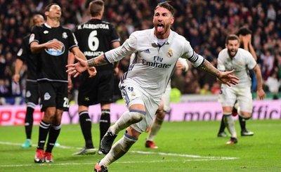 Ramos, por alcanzar los 500 partidos en el Real