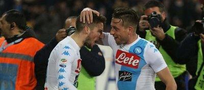 Napoli vence al Génova y ya sólo piensa en el Real Madrid