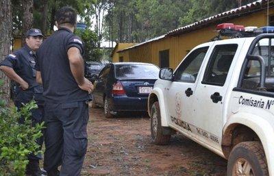 Maleantes huyen a tiros de policías tras un frustrado golpe en Capiibary