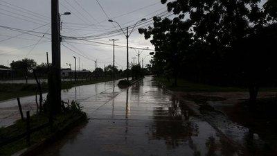 Lluvias causaron cortes en Alto Paraguay