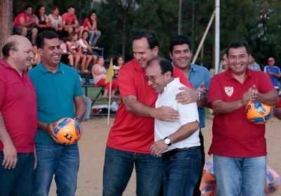 En la próxima semana definen interligas de Fútbol Playa