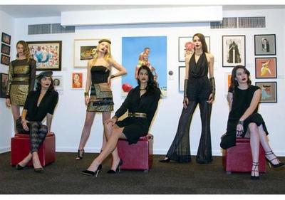 El negro y la noche, protagonistas de nueva colección de colombiano Peñaranda