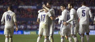 El Real Madrid gana con lo justo ante el colista