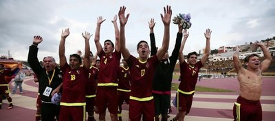 Venezuela clasifica al Mundial de Corea del Sur