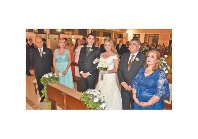 El matrimonio Gutiérrez Valdez- Olmedo Goiburú