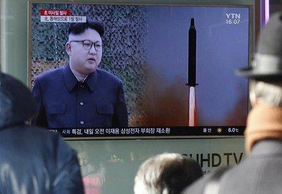 Convocan a Consejo de Seguridad por misil norcoreano