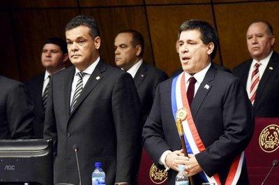 Acevedo retendrá la enmienda y pide a Lugo esperar la reforma para su rekutu