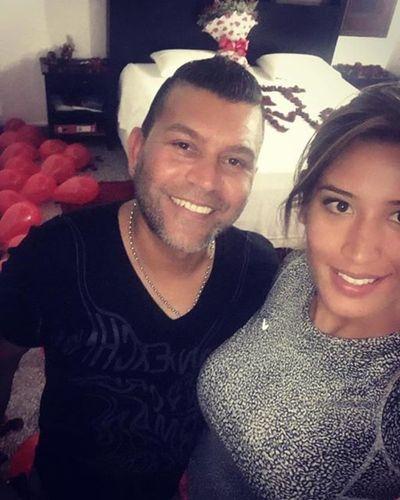 El empresario Roberto Rodriguez y la modelo Claudia Villa directo al altar en este 2017.