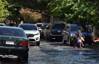 Asunción y sus ríos de agua servida