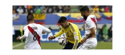 Perú y Colombia avanzan a cuartos de la Copa América