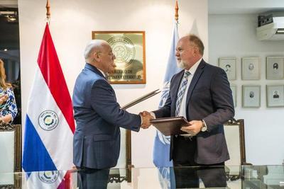 Paraguay firmó 7 acuerdos de cooperación técnica con la FAO