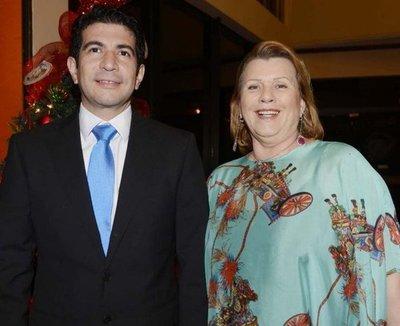 Senado declaró ciudadana ilustre a Maris Llorens