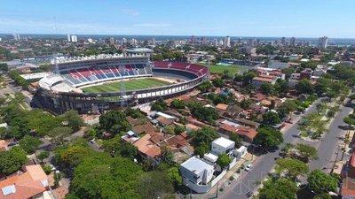 La Nueva Olla y su magnífica proyección visual en Asunción
