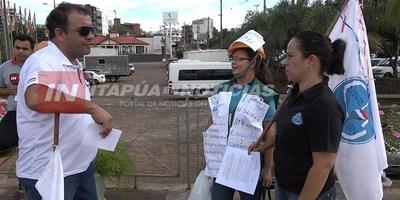 DOCENTES ANUNCIAN PARO GENERAL PARA LOS DOS PRIMEROS DÍAS DE CLASE.