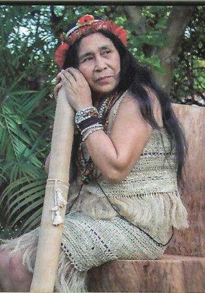 Poeta ava guaraní integrará Sociedad de Escritores