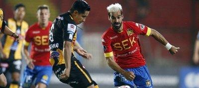 Unión Española empata sobre el final ante The Strongest