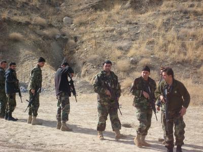 El Ejército afgano mató a casi 2.000 miembros del EI en el último año