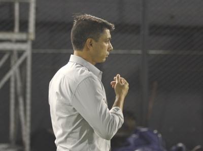 Florentín quedó molesto por la frialdad de su equipo