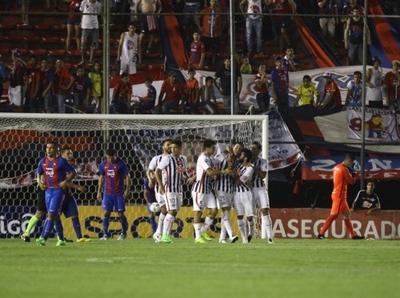 Libertad 2-1 Cerro Porteño.