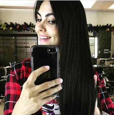 ¿Le creció de golpe el cabello a Paloma?
