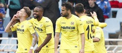 Castillejo le da la victoria al Villarreal en el tiempo de descuento