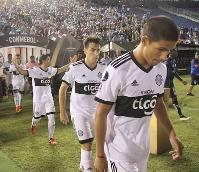 Olimpia mide a Inde con Botafogo en mente