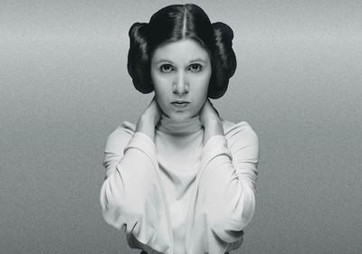 Cómo Carrie Fisher se enamoró de Harrison Ford: llega en abril 'El diario de la princesa'