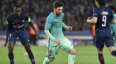 A Messi se le agria la sonrisa